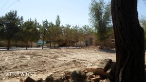 Moschee che spariscono nello Xinjiang