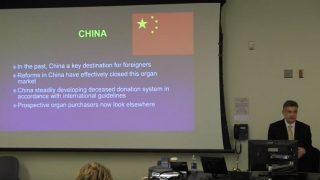 Docente australiano indagato per il suo sostegno alla campagna contro il Falun Gong in Cina