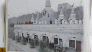 Demolito il tempio in stile tibetano di Guanghua, nella provincia dello Shaanxi