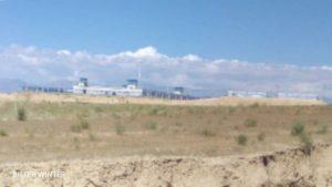 campo di riducazione di Tu'ergong, nella contea di Emin