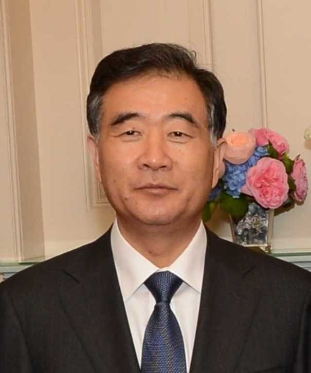 Wang Yang Politico cinese Washington