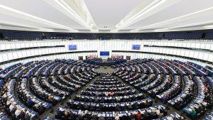 arlamento europeo a Strasburgo