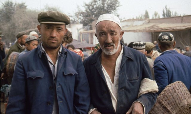 Uiguri nello Xinjiang (Credits: Xinjiang, Cina - Flickr Commons)