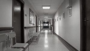 Corridoio dell'ospedale