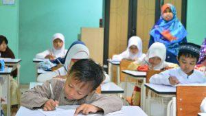 scuola musulmano