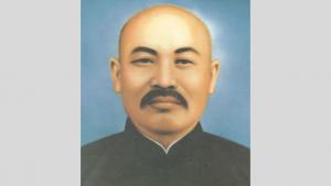 Zhang Tianran (张 天然), a cui viene principalmente accreditata la fenomenale espansione dello Yiguandao negli anni 1930 e 1940
