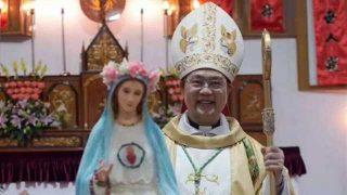 Arrestato oggi un vescovo cattolico non riconosciuto dal governo