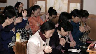 Chiese cattoliche clandestine chiuse nell'arcidiocesi di Fuzhou