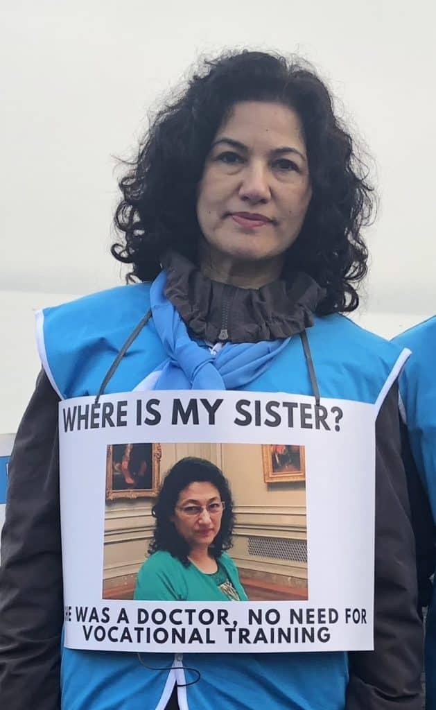 La dottoressa Gulshan Abbas è scomparsa proprio come molti altri suoi parenti, e di lei nessun sa più nulla