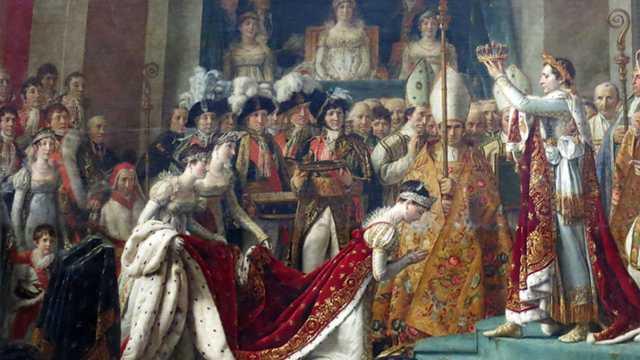 Incoronazione di Napoleone Bonaparte