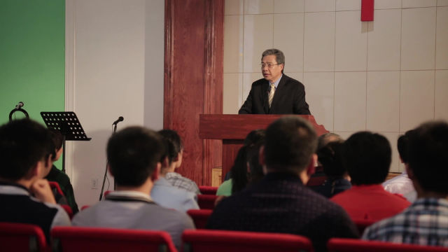 La predicazione dà