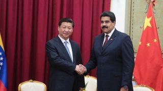 Cina e Venezuela: soci in affari contro i diritti umani