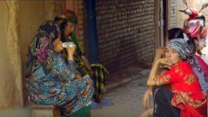 donne uiguri