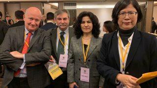 Vertice internazionale a Taipei: «Stop alla persecuzione in Cina»