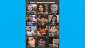 Intellettuali uiguri