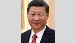 Xi Jinping in Italia