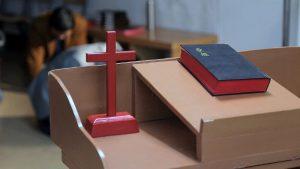 Luogo di raduno della chiesa di casa