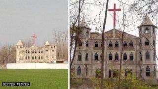 Henan: il PCC rimuove tutte le croci nella contea di Xiayi