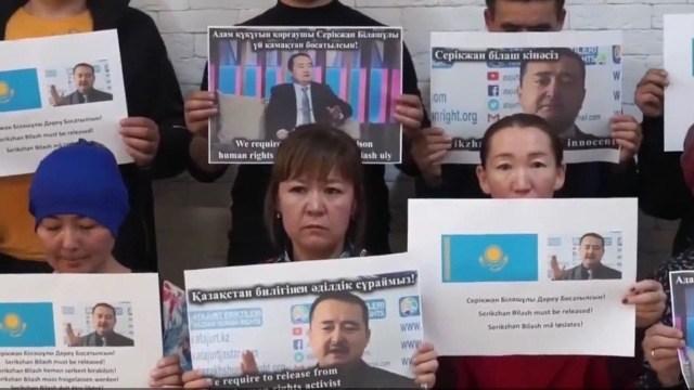Appelli del Kazakistan