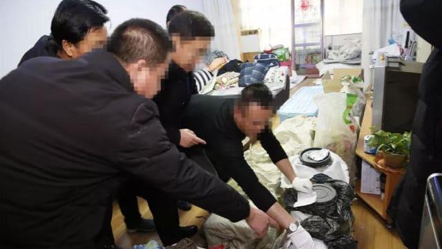 La polizia irrompe nella casa di un fedele della CDO nella provincia dello Shandong