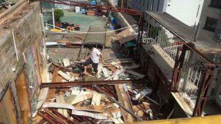 Il centro di formazione della Chiesa calvinista di Guangzhou è stato demolito