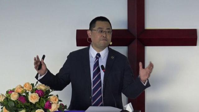 Il pastore Wang Yi