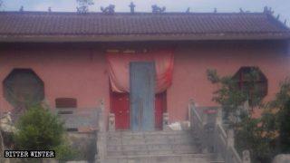 Il tempio dell'Imperatore di giada è stato chiuso