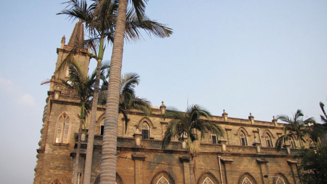 La cattedrale di San Domenico, nella diocesi di Fuzhou