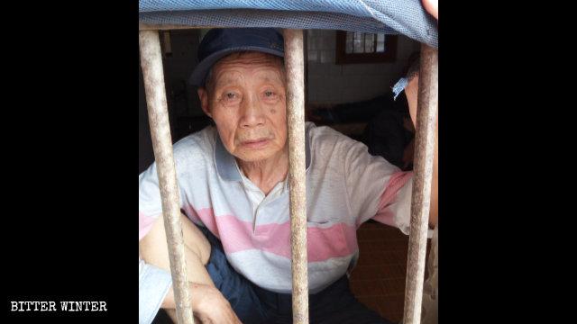 Yan Chunxiang è stato rinchiuso in un ospedale psichiatrico della città di Ezhou in luglio