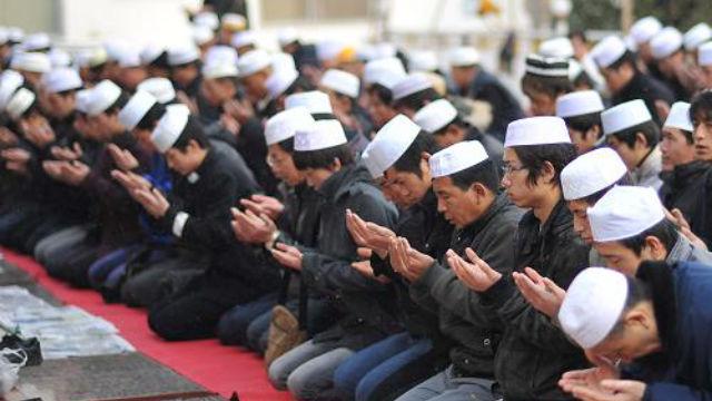 Hui musulmano Ramadan in the past