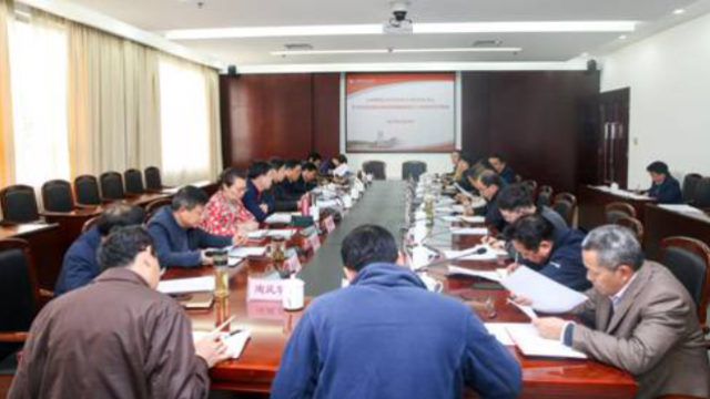 Docenti della Normal University dello Jiangxi studiano «Il pensiero di Xi Jinping»