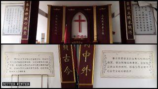 Le citazioni di Xi Jinping sostituiscono i Dieci comandamenti