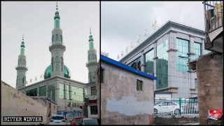 Cultura e religione islamiche hui epurate nell'Henan e nello Ningxia