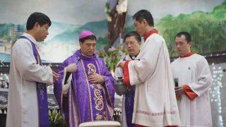 Mons. Guo Xijin, vescovo ausiliare della diocesi di Mindong
