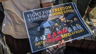 La Cina silenzia tutte le voci di sostegno a Hong Kong