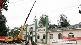 """""""Sinizzati"""" i cimiteri e le moschee dell'Henan"""