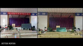Una contea nell'Henan bandisce i Dieci Comandamenti