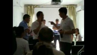 30 poliziotti irrompono in una Chiesa domestica del Guangdong
