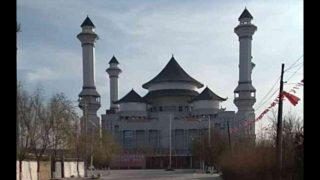 Sinizzata  la Grande moschea di Weizhou, nel Ningxia