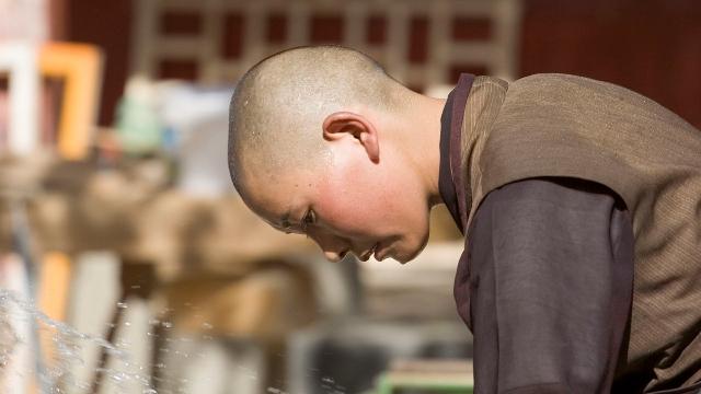 Monaca tibetana