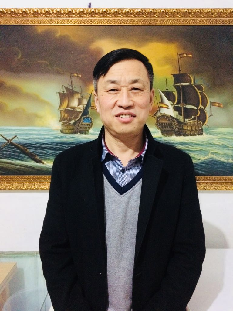Zhang Wenbo in Spagna