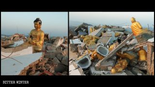 Altri templi chiusi nella provincia dello Hubei