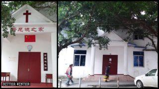 Non si ferma il giro di vite contro le chiese protestanti nel Sichuan