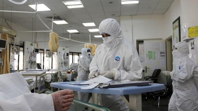 Ospedali durante la pandemia di COVID 19