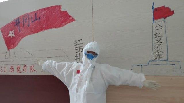 medico della provincia dello Jiangxi