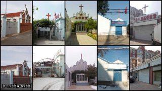 Oltre 300 chiese protestanti chiuse in due sole province