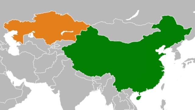 Il Kazakistan e la Cina
