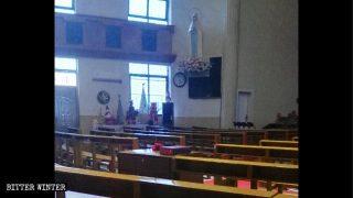 Sacerdoti cattolici torturati per farli aderire alla Chiesa patriottica