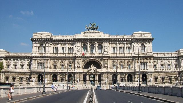 Palazzo di Giustizia Rome