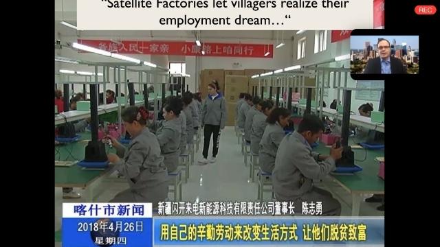 Zenz commenta la propaganda del PCC